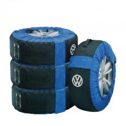 VW - sada obalov na kolesá